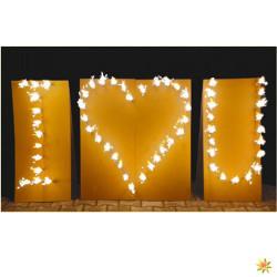 I Love You Lichterbilder